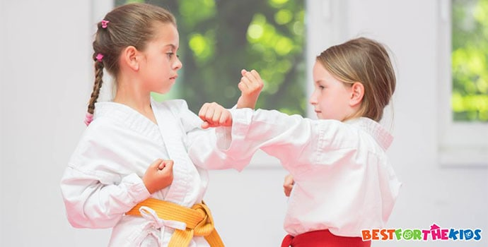 kids-self-defence